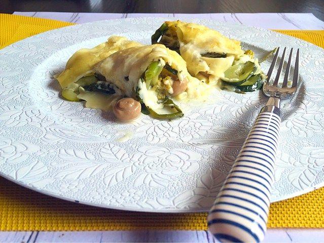 Vega lasagne - Cooking With Fantasy