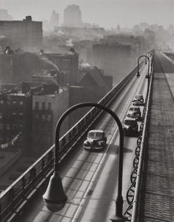 Harold Roth - Williamsburg Bridge, 1947Vintage Photos, York Cities, Bridges 1947, Williamsburg Bridges, Nyc, Harold Roth, Black, Roth Williamsburg, Photography