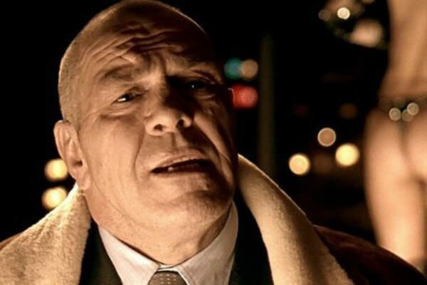 """Lenny McLean who played Barry the Baptist in Lock, Stock, and Two Smoking Barrels.  In real life, he was a bare knuckle champion once called """"The Hardest Man in Britain"""""""