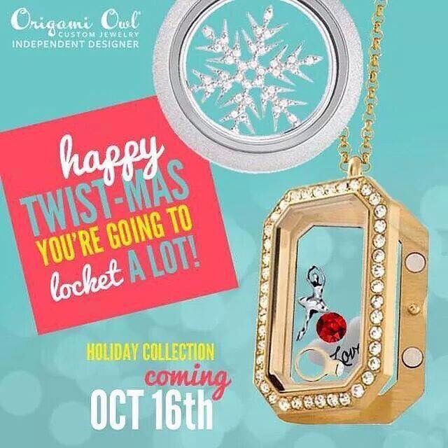 Great time to buy for gifts for your friends, family and loved ones... So easy and so sentimental. Cathandlin.origamiowl.com