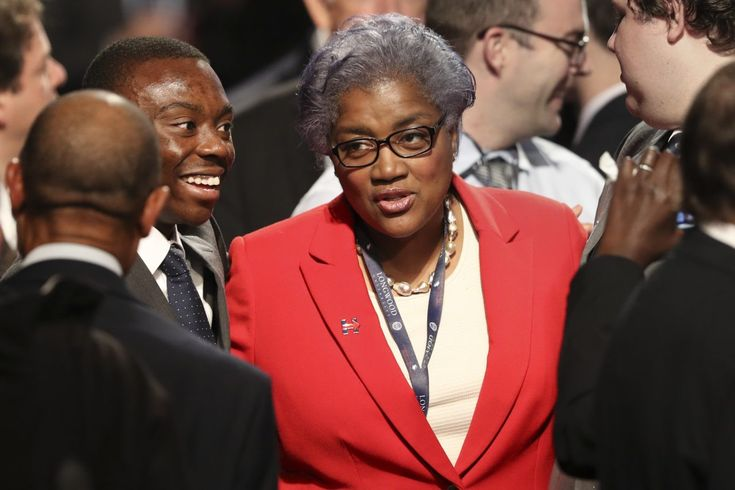 St. LOUIS, Missouri -- Democratic National Committee Chairwoman Donna Brazile said Juanita Broaddrick has a right to be heard.