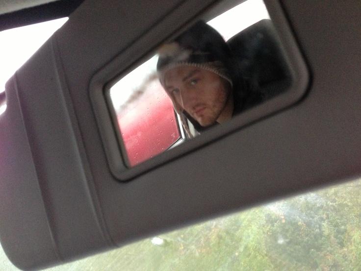 Hop in back
