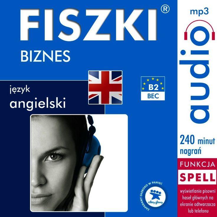 FISZKI audio - j. angielski - Biznes