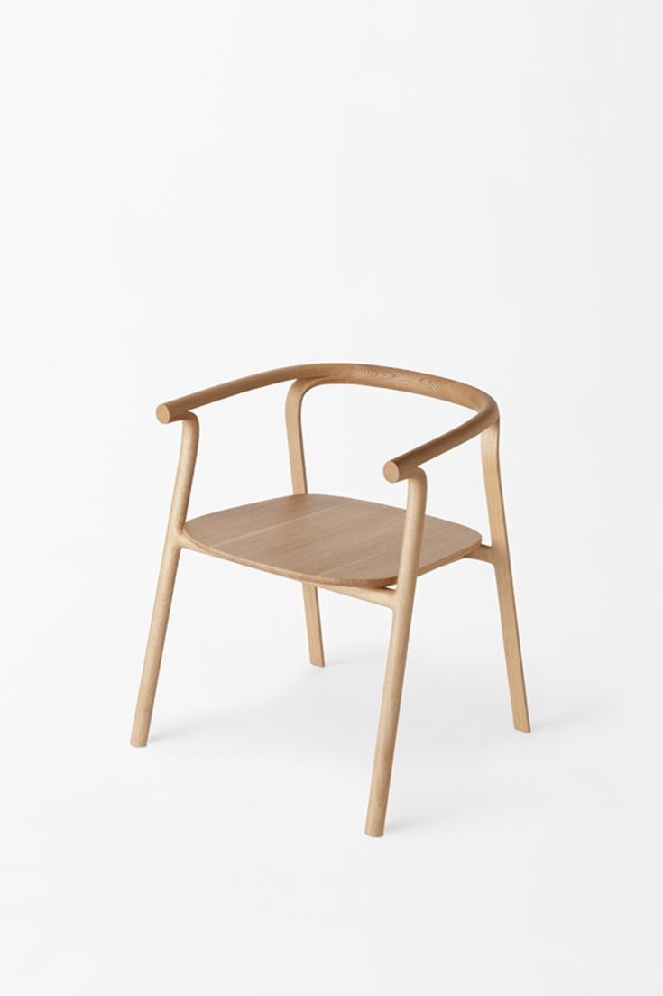 "Chair from Nendo's ""Splinter"" collection"