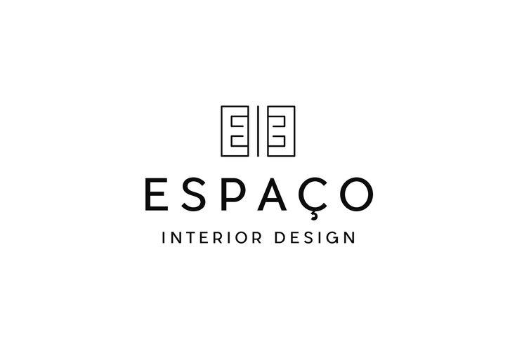ESPACO LOGO DESIGN BY.HELLENABASKARA #LOGO #DESIGNINTERIORLOGO #DESIGNGRAPHIC #LOGODESIGN #INTERIORDESIGN