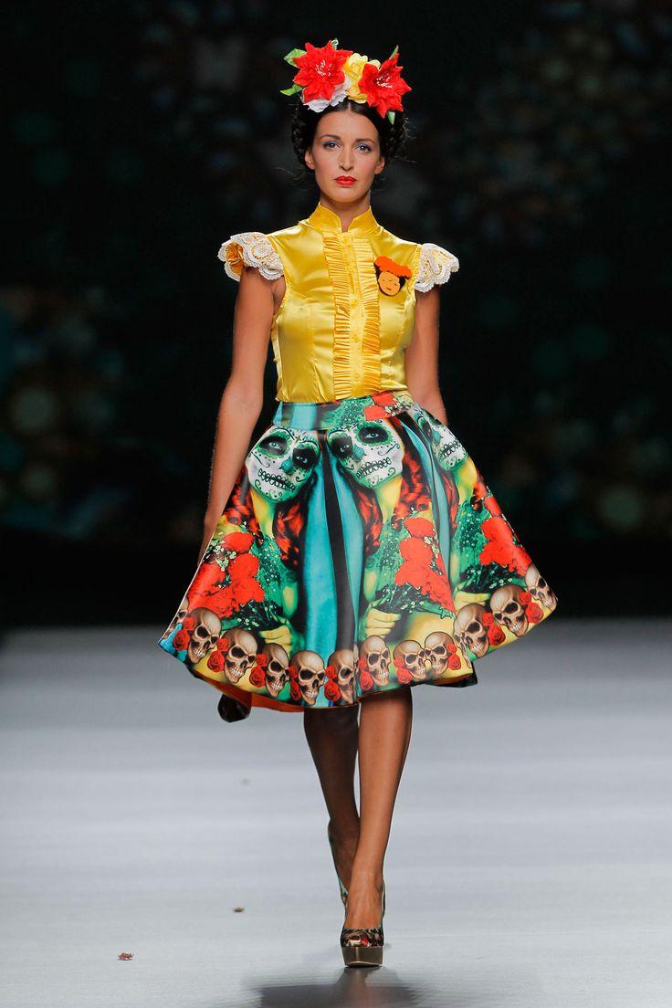 Calaca skirt