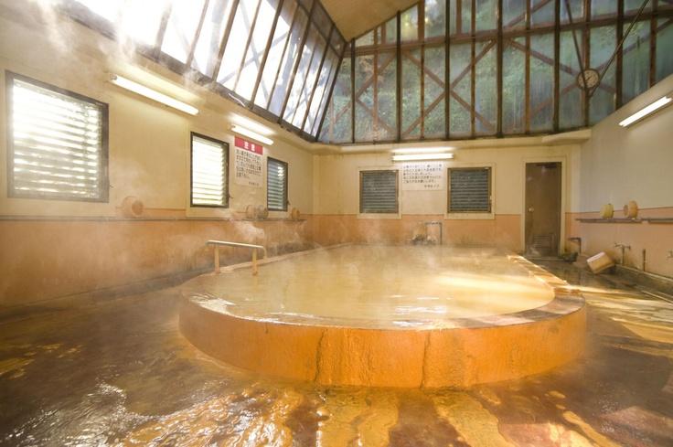 筌の口温泉  Ukenokuchi hot spring