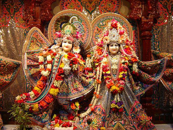 ISKCON Hare Krishna Temple - Delhi