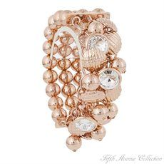 Rose Gold Bracelet - Guide to Gorgeous - United States - Fifth Avenue Collection - Jewellery that changes the way you see fashion