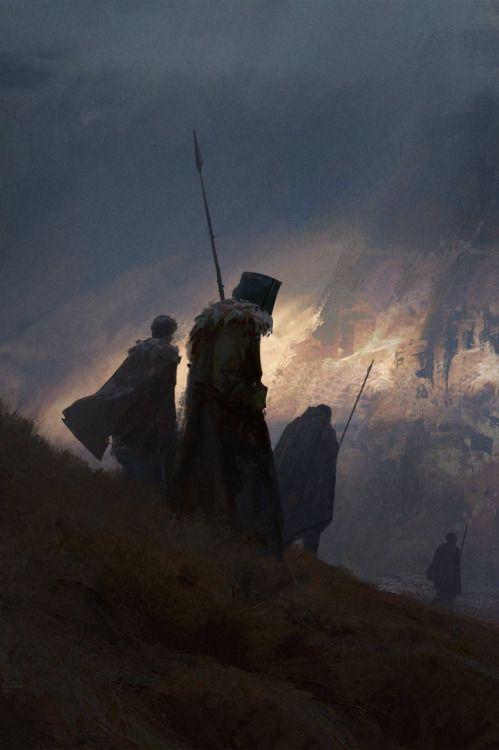 fantasyartwatch:  The Return by Eytan Zana