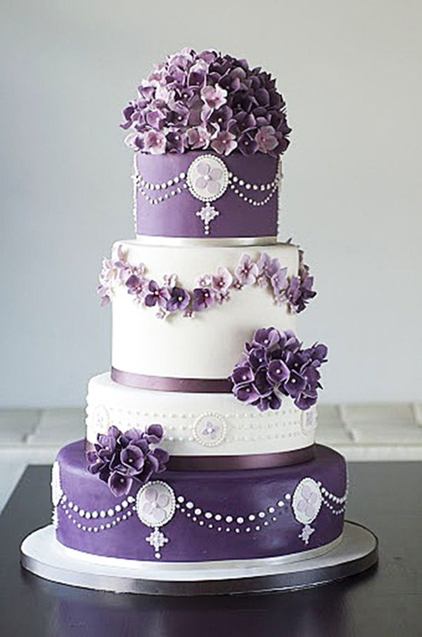 That is my favorite purple. Gorgeous idea.