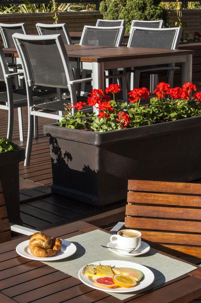 Maravilloso desayuno en nuestro hotel en valencia. www.confortelvalencia.com