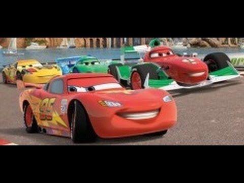 CARS 1 EN ESPAÑOL   RAYO MCQUEEN   EL JUEGO DE LA PELICULA CARS Y CARS 2...