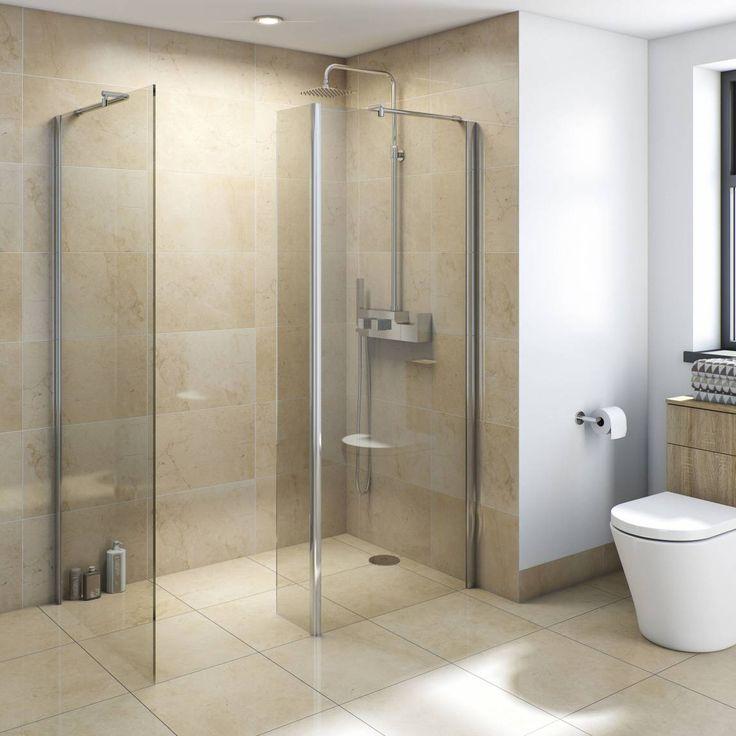 Shower enclosure buying guide peque o lavadero ba o - Cuarto lavadero pequeno ...