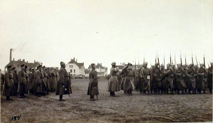 A VISIT OF EMPEROR NICHOLAS II AND TSAREVICH ALEXEI NIKOLAEVICH AT RIGA FORTIFIED AREA. 28-29 OCTOBER 1915   ПОСЕЩЕНИЕ ИМПЕРАТОРА НИКОЛАЯ II И НАСЛЕДНИКА ЦЕСАРЕВИЧА АЛЕКСЕЯ НИКОЛАЕВИЧА РИЖСКОГО УКРЕПЛЕННОГО РАЙОНА. 28-29 ОКТЯБРЯ 1915
