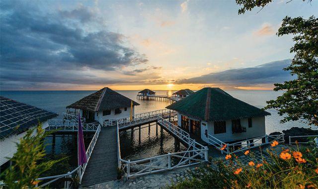 Maldives-inspired resort: Calatagan, Batangas