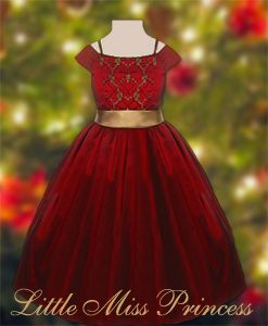 Christmas Dresses for Little Girls and Holiday Dresses