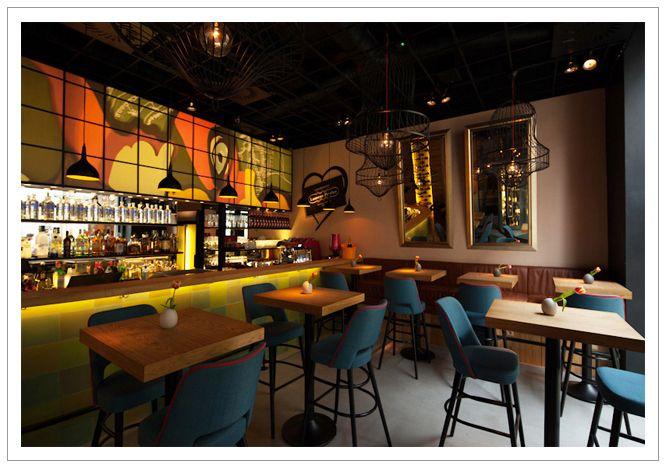 design best tapas bar in Budapest