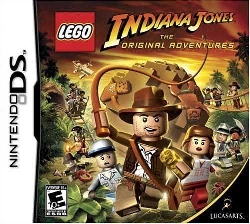 I have this. Indiana Jones DS Games   Lego Indiana Jones The Original Adventures DS Game