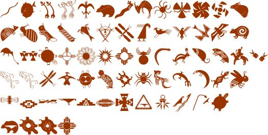 native american symbols native art