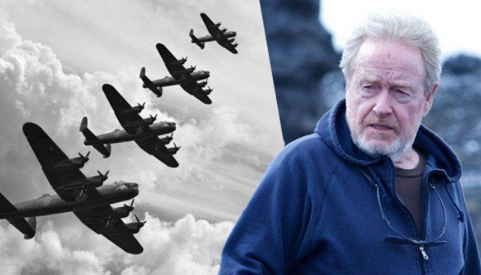 Ridley Scott to direct 'Battle of Britain' – Gossip Movies
