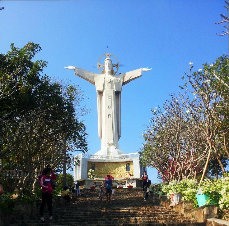 Statue of Jesus, Vung Tau? Vietnam