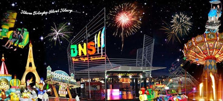 Ayo Kunjungi Tempat Wisata Batu Night Spectacular (BNS) di Kota Batu Jawa Timur