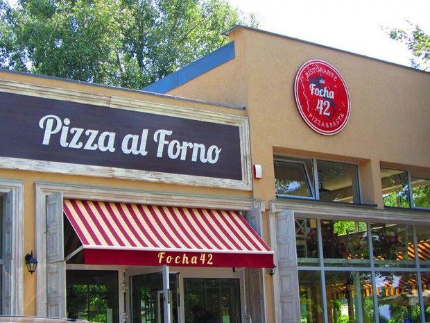 Focha 42, włoska, ale daleko od centrum