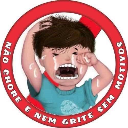 regras-não-chorar-nem-gritar-sem-motivo