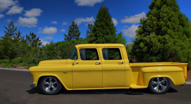 1957 crew cab pickup ebay - TriFive.com, 1955 Chevy 1956 chevy 1957 Chevy Forum , Talk about your 55 chevy 56 chevy 57 chevy - Belair , 210, 150 sedans , Nomads and Trucks, Research, Free Tech Advice