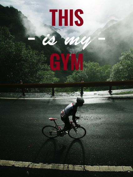 one of them for sure I think I spend more time on the roads than I do in the gym lol! Facebook.com/FutureIronman