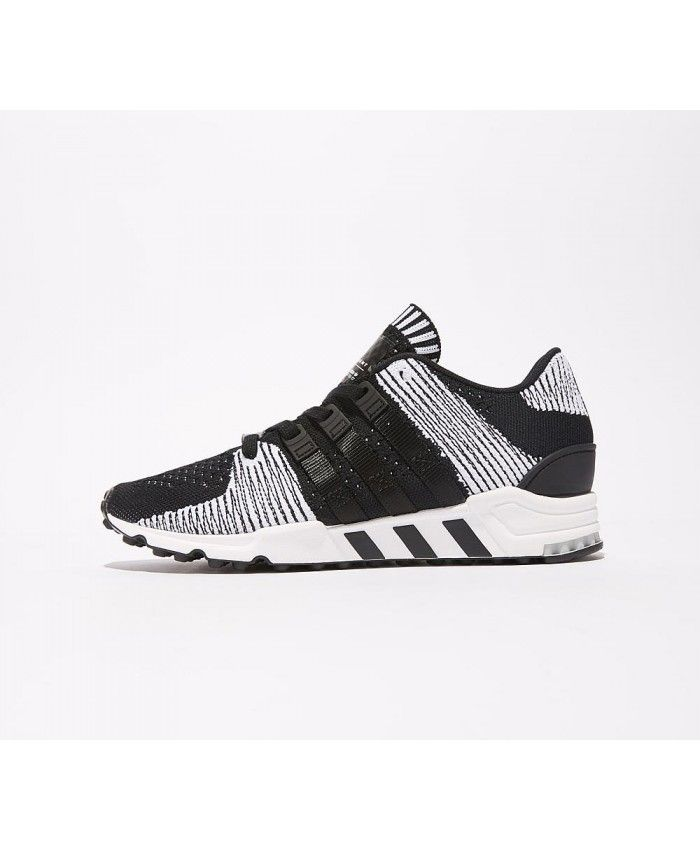 sports shoes 1e5a5 8fb0e Adidas EQT Support RF Trainers In Core Black | adidas eqt ...