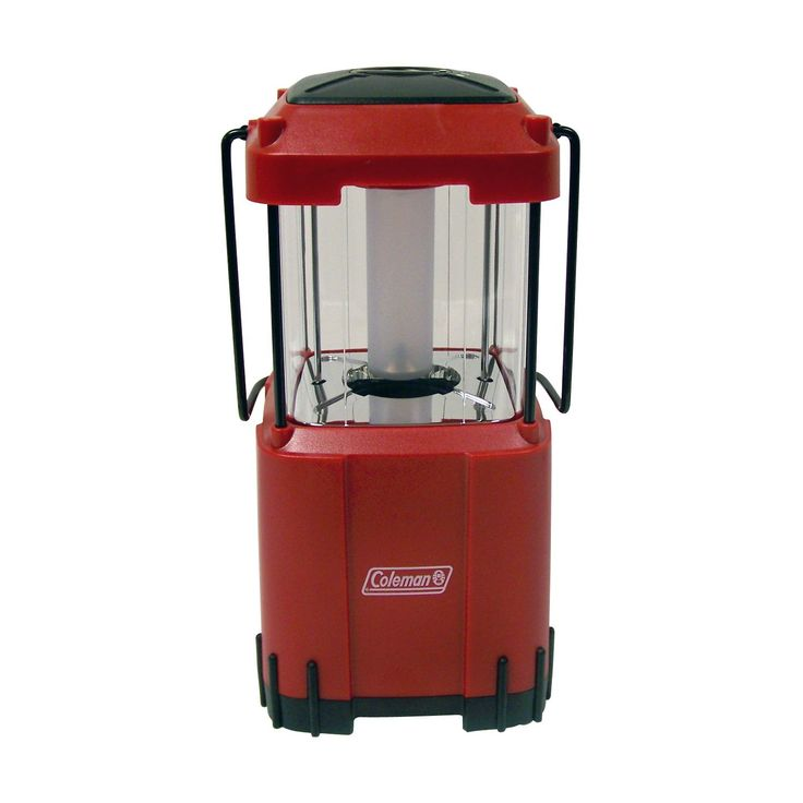 Coleman Pack-Away LED 8 Battery Lantern