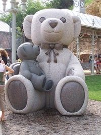 LOVE an outing to Teddy Bear Park in Stillwater.  Take a half day, pack a lunch, play at the park (free), and walk along the river.  Or if budget allows, check out one of Stillwater's many great restaurants!