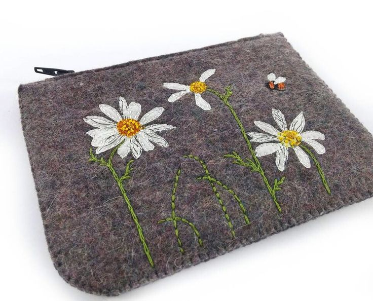 A personal favourite from my Etsy shop https://www.etsy.com/uk/listing/525842874/zip-purse-coin-purse-felt-purse-large