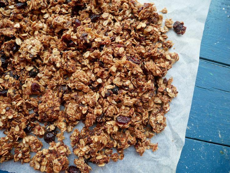 Sund hjemmelavet granola - MayadroemMayadroem