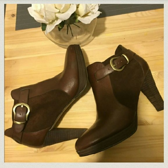 ON SALE Cole Haan boots Nike air COLE HAAN new! never wore them. Cole Haan Shoes Ankle Boots & Booties
