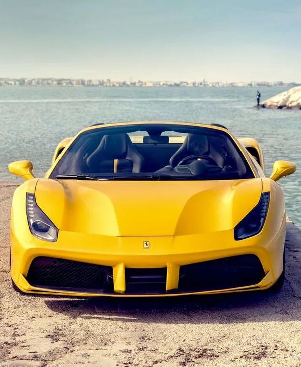 17 Best Images About Yellow Cars On Pinterest