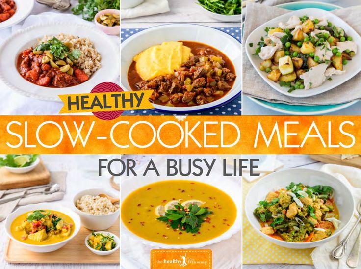 Slow Cooker recipe e-book