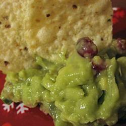 Holiday Guacamole | Avocados | Pinterest