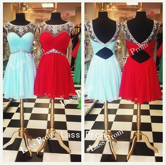 Backless sequins Prom dress short dress Sexy Dress Evening Dress Bridesmaid Dress 2014 Hot Selling party dress