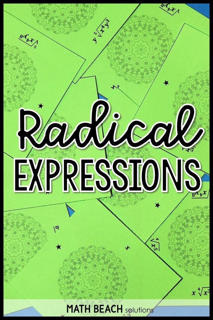 This Puzzle Makes A Great Worksheet Alternative Students Will Simplify Radical Expressions Contai Radical Expressions Math Expressions Simplifying Expressions