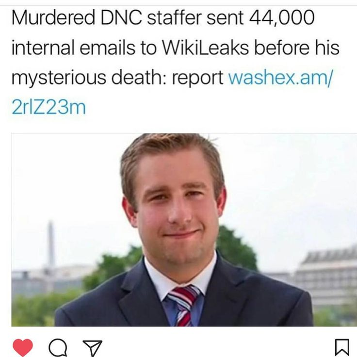 """It's no shock, Hillary had him murdered. Just like judge Scalia was murdered.  🇺🇸Poster Mom For Prez Trump (@momfortrump) on Instagram: """"Don't listen to the media. This is the real story. This is the story that the Liberals did not want…"""""""