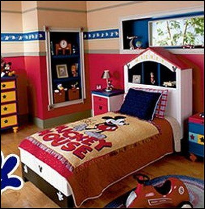 1000 ideas about mickey mouse decorations on pinterest - Mickey mouse clubhouse bedroom decor ...