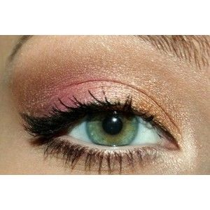 pink gold makeup - Google Search