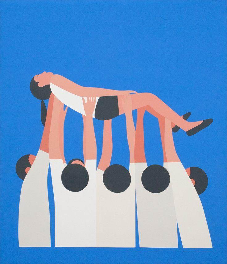 Geoff McFetridge BLOG 博客 : Ivory and Black