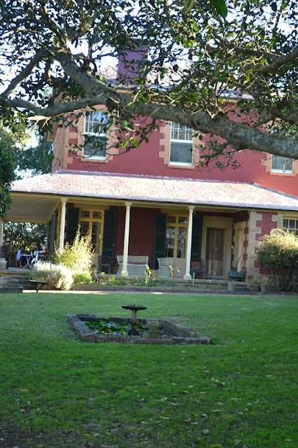 Tocal Homestead......a little piece of heaven in NSW Australia