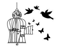 jaulas decorativas dibujos - Buscar con Google