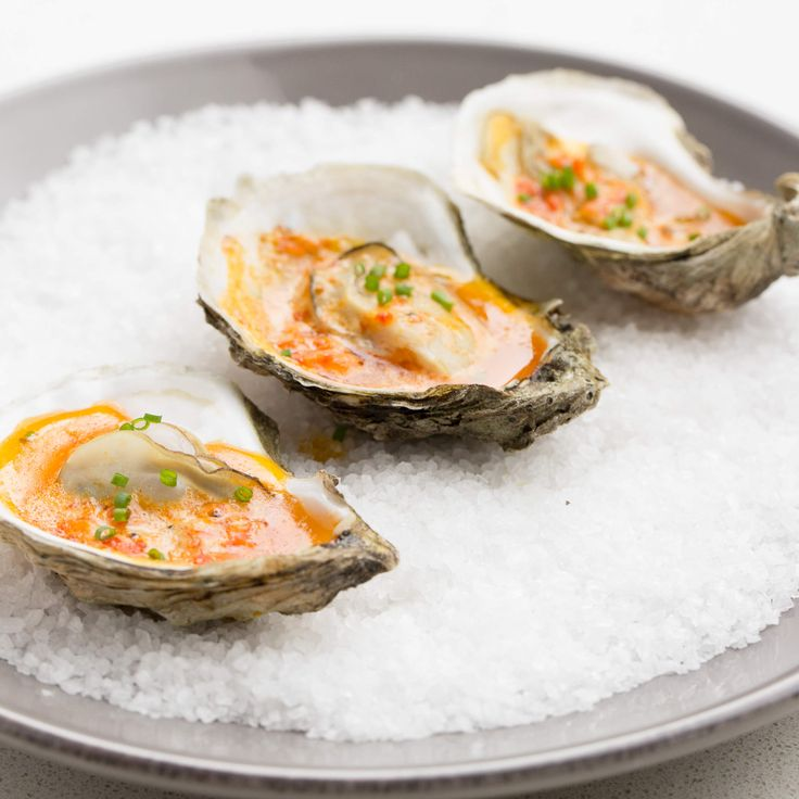 10 Grilled Oyster Recipes From America's Best Oyster Bars