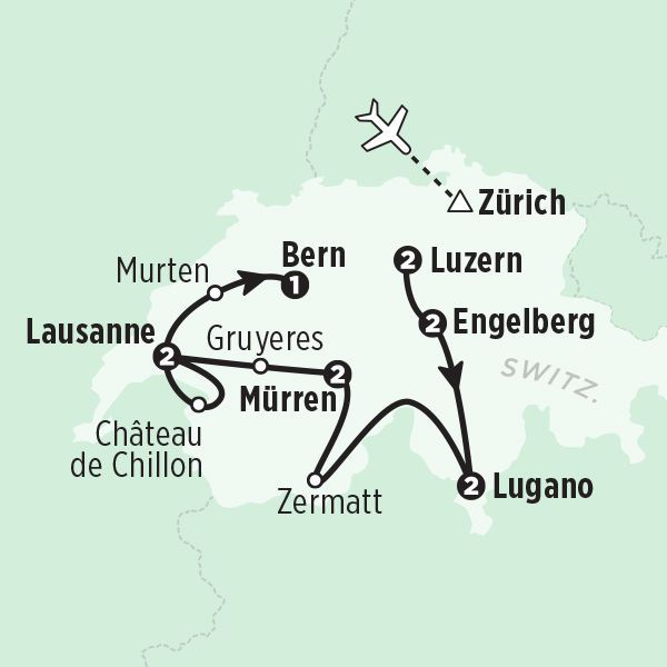 Switzerland Tour | Rick Steves 2017 Tours